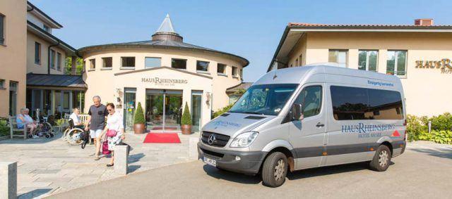 Transfer-Service im Seehotel Rheinsberg